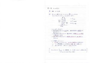 川勝先生の物理授業_上巻_ノート_2020年03月28日0001